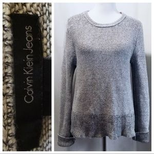Exc. Cond. ~ CK Jeans Sweater - Size XL